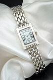 Наручные часы дамы Стоковая Фотография