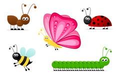 насекомые шаржа просто Стоковая Фотография RF