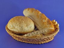 Наслаждение хлебопекарни Стоковые Изображения