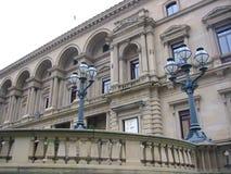 наследие здания стоковое изображение rf
