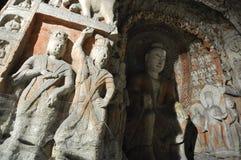 наследие grottoes datong фарфора культурное обнаружило местонахождение yungang мира Стоковое фото RF