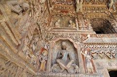 наследие grottoes datong фарфора культурное обнаружило местонахождение yungang мира Стоковые Фото