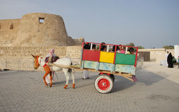 Наследие manama празднества 29-ое апреля Бахрейна Стоковое Изображение RF