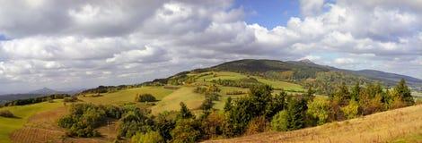 насмеханная гора Стоковая Фотография