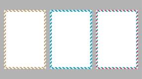 Насмешка вектора поднимает пустых рогулек Стоковые Фотографии RF