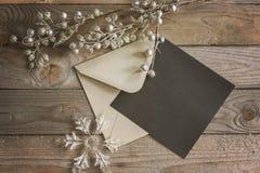 Насмешка поздравительной открытки вверх Стоковые Изображения RF