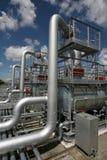 насосная установка газа Стоковая Фотография RF