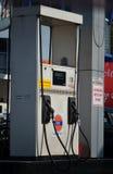 Насос бензоколонки Стоковая Фотография RF