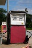 насос газа старый Стоковые Изображения RF