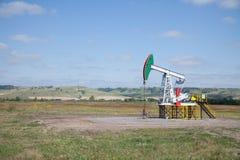 насос масла Россия индустрии Нефтедобывающая промышленность equipment Стоковое Фото