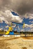 насос масла Россия индустрии стоковое изображение rf