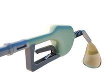 Насос Benzin Стоковые Фотографии RF