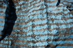 Настенная роспись протоистории Стоковые Фотографии RF