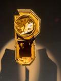 Настенные часы в мировой войне Стоковое Фото