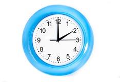 Настенные часы Стоковое Изображение