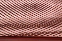 настилите крышу плитка текстуры Стоковые Изображения RF