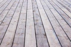 Настил от деревянных доск Стоковое фото RF