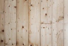 Сырцовый деревянный пол Стоковое Фото