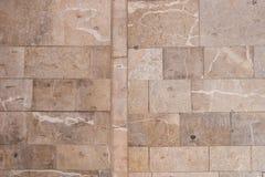 Настил твёрдой древесины или предпосылка paneling Стоковая Фотография RF