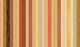 Настил твёрдой древесины иллюстрация штока