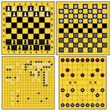 настольные игры Стоковые Фотографии RF