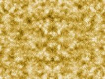 Настольный компьютер текстуры предпосылки влияния золота Стоковые Изображения