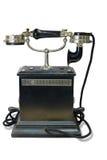 настольный компьютер фасонировал общую старую пользу телефона Стоковая Фотография RF