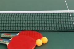 настольный теннис ракеток Стоковые Изображения