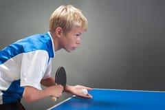 настольный теннис стоковая фотография