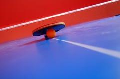 настольный теннис Стоковая Фотография RF