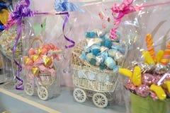 настоящий момент конфеты цветастый Стоковая Фотография