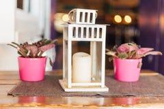 Настольная лампа гавани Стоковые Изображения RF