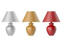 Настольная лампа Стоковые Фото