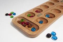 Настольная игра Mancala Стоковые Изображения RF