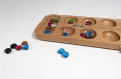 Настольная игра Mancala Стоковое Изображение RF
