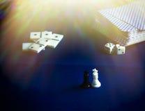 Настольные игры Стоковое фото RF