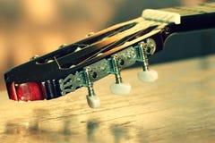 настраивать путя шеи гитары клиппирования ваш стоковое изображение rf