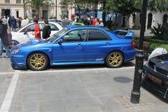 Настраивая выставка автомобиля Гибралтар Стоковые Фотографии RF