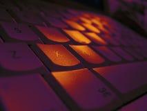 настроение клавиатуры Стоковые Фото