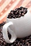 настроение кофейной чашки фасоли этническое Стоковые Изображения