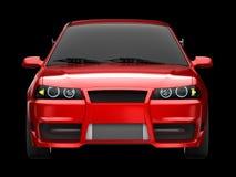 настроенный автомобиль Стоковые Изображения RF
