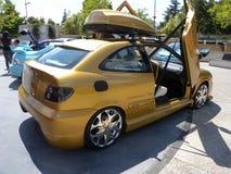 настроенный автомобиль Стоковые Фото