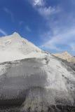 Насыпь песка стоковое изображение