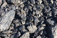 Насыпь угля стоковые изображения rf
