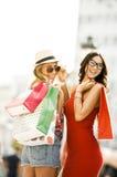 наслаждаться покупкой Стоковая Фотография RF