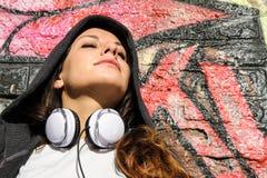 наслаждаться солнечним светом Стоковые Изображения RF