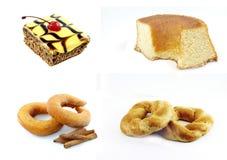 Наслаждения хлебопекарни Стоковые Изображения
