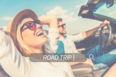 Насладитесь вашим roadtrip стоковая фотография rf