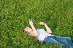 Насладитесь солнцем Стоковые Фото