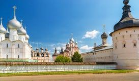 наследие включило мир unesco России rostov списка kremlin Стоковое Изображение RF